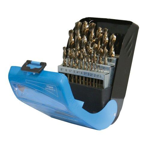 25Pce Cobalt Drill Bit Set 1 - 13mm