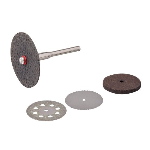 5Pce Rotary Tool Cutting & Grinding Disc Set 22, 32mm