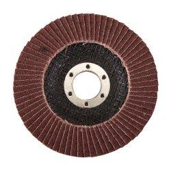 115mm Aluminium Oxide Flap Disc 80 Grit