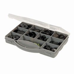 140Pce Tap Washers Pack