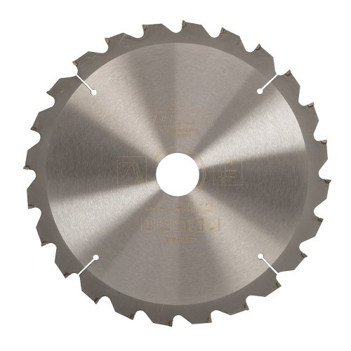 Woodworking Saw Blade 216 x 30mm 24T