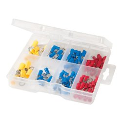 82Pce Crimp Terminals Pack