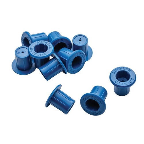 Router Bit Storage Inserts 1/4 & 1/2 Shanks [Pack of 10]