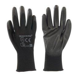 Black  Palm  Gloves