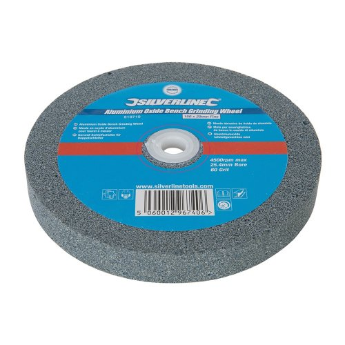 Aluminium Oxide Bench Grinding Wheel 150 x 20mm Fine