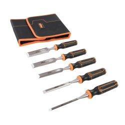 Wood Chisel Set 5pce TWCS5 6, 12, 19, 25 & 32mm