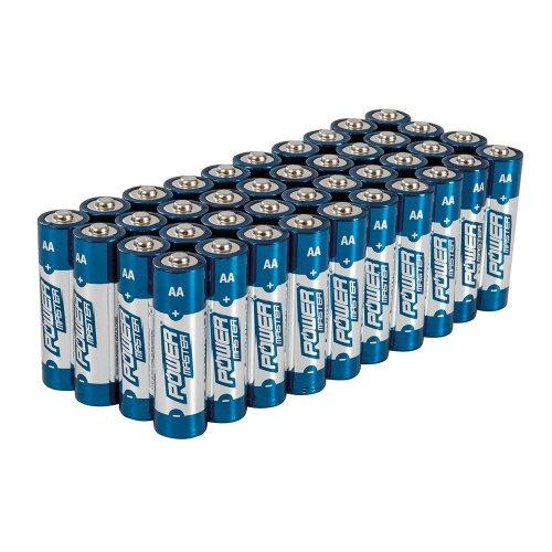 AA Super Alkaline Battery LR6  [Pack of 40]