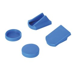 4Pce Replacement Clamp Pads Set
