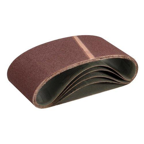 Sanding Belt 100 x 560mm 60 Grit [Pack of 5]