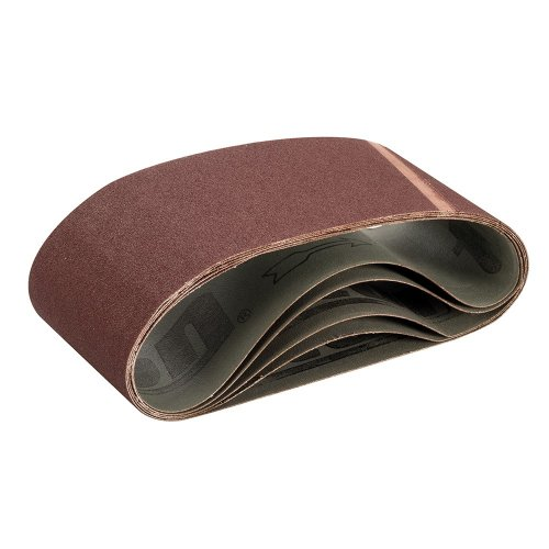 Sanding Belt 100 x 560mm 100 Grit [Pack of 5]
