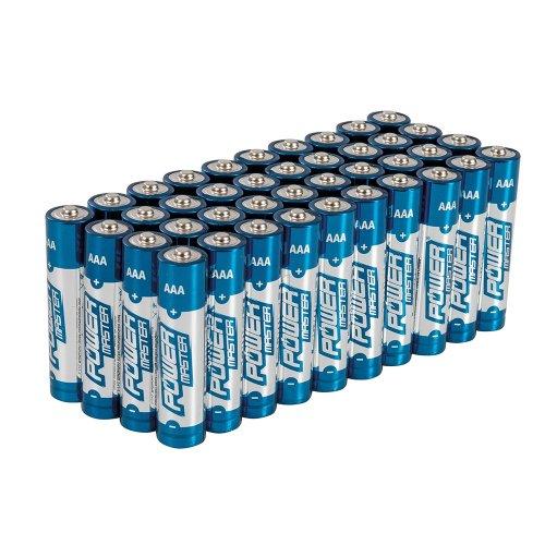 AAA Super Alkaline Battery LR03 [Pack of 40]