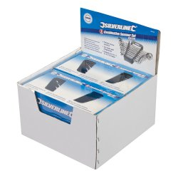 8pce Combination Spanner Set Display [Box of 6]
