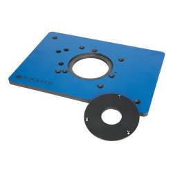 210 x 298mm Phenolic Router Plate for Triton Routers