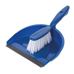 Dustpan & Brush Set 280 x 220mm [Box of 24]
