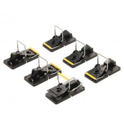 Mouse Traps Set 6pce 98 x 48mm