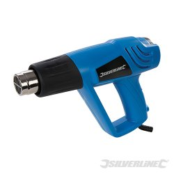 2000W Hot Air Gun 50 Degree C