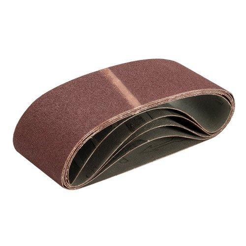 Sanding Belt 75 x 480mm 80 Grit [Pack of 5]