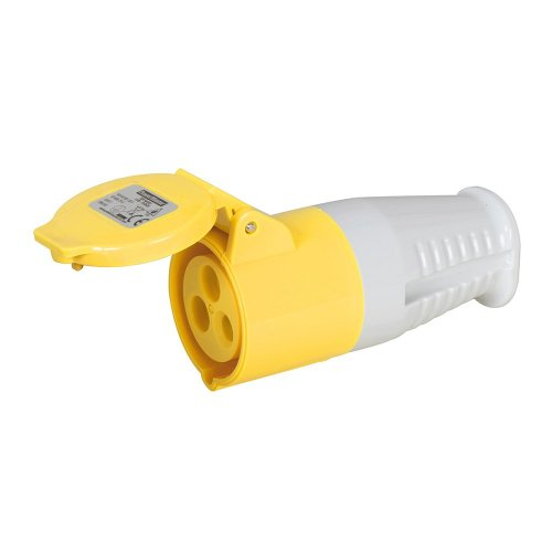16A Socket 110V 3 Pin