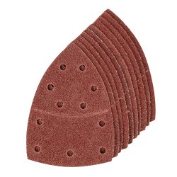 Hook  & Loop  Multi-Sander  Sheets  102  x  62mm , 93mm  10pk
