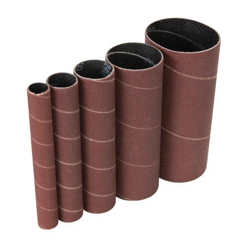 Aluminium Oxide Sanding Sleeves 240G  [Pack of 5]