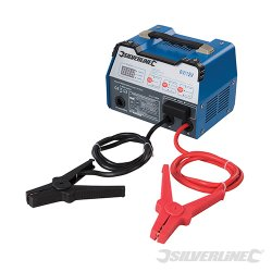 Eu Automatic Battery Starter Charger 12A 6/12V 8-180Ah Capacity Eu