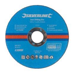 Inox  Slitting  Discs