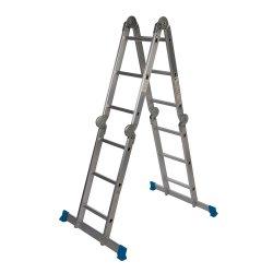 Multipurpose Ladder with Platform 3.6m 12-Tread