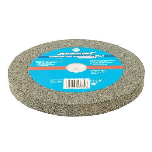 Aluminium Oxide Bench Grinding Wheel 200 x 20mm Medium