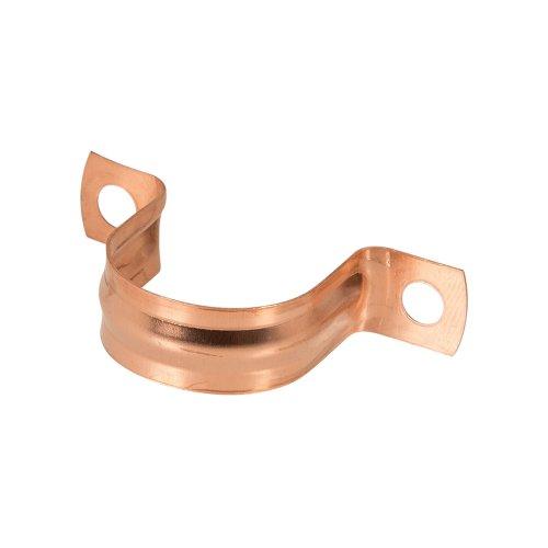 Copper  Saddle  Clip