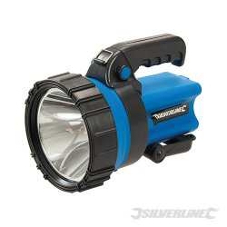 5W Lithium Rechargeable Torch