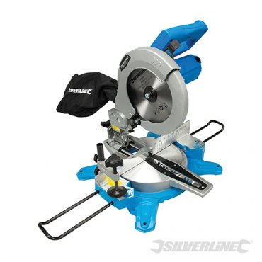 DIY Sliding Mitre Saw 1450W
