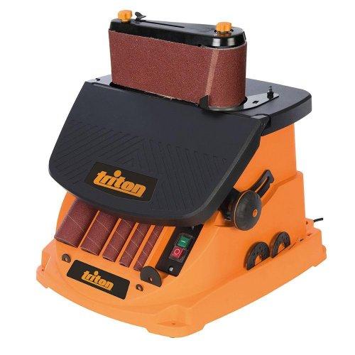450W Oscillating Spindle & Belt Sander TSPST450