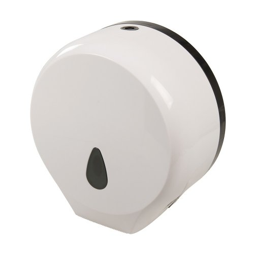 290 x 280 x 130mm Jumbo Toilet Roll Dispenser