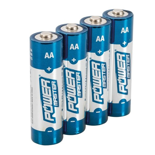 AA Super Alkaline Battery LR6 [Pack of 4]