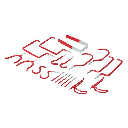 20Pce Assorted Storage Hooks Pack