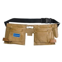 Double Pouch Tool Belt 8 Pocket 300 x 200mm