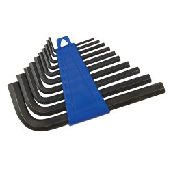 10Pce  Hex  Key  Sets