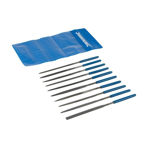 10Pce Needle File Set