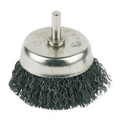 Rotary  Steel  Wire  Cup  Brushes