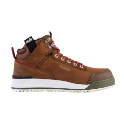 Switchback  Nubuck  Boots - Brown