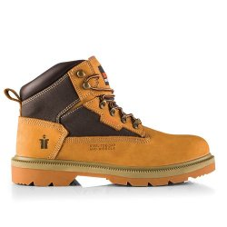 Twister  Nubuck  Boots  -  Tan