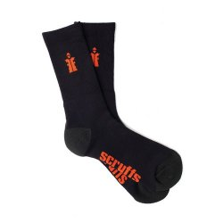 Worker Socks (Size 10 - 13) [Pack of 3]
