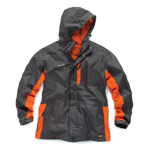 Worker  Charcoal  Jacket
