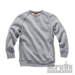 Trade  Sweatshirt  Grey  Marl