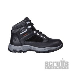 Rapid  Safety  Boots  Black