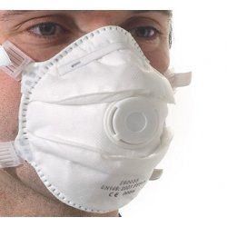 FFP3 Economy Disposable Respirator EN149:2001 [Box of 5]