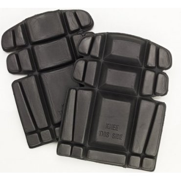 Work Safe Black Knee Pads