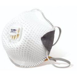 Respair FFP2 Eco Valved Respirator EN149:2001 [Box of 10]