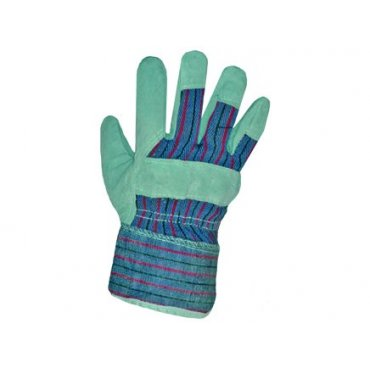 Keep Clean Canadian Rigger Leather Gloves
