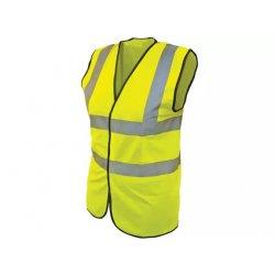 Yellow  Hi-Vis  Waistcoats